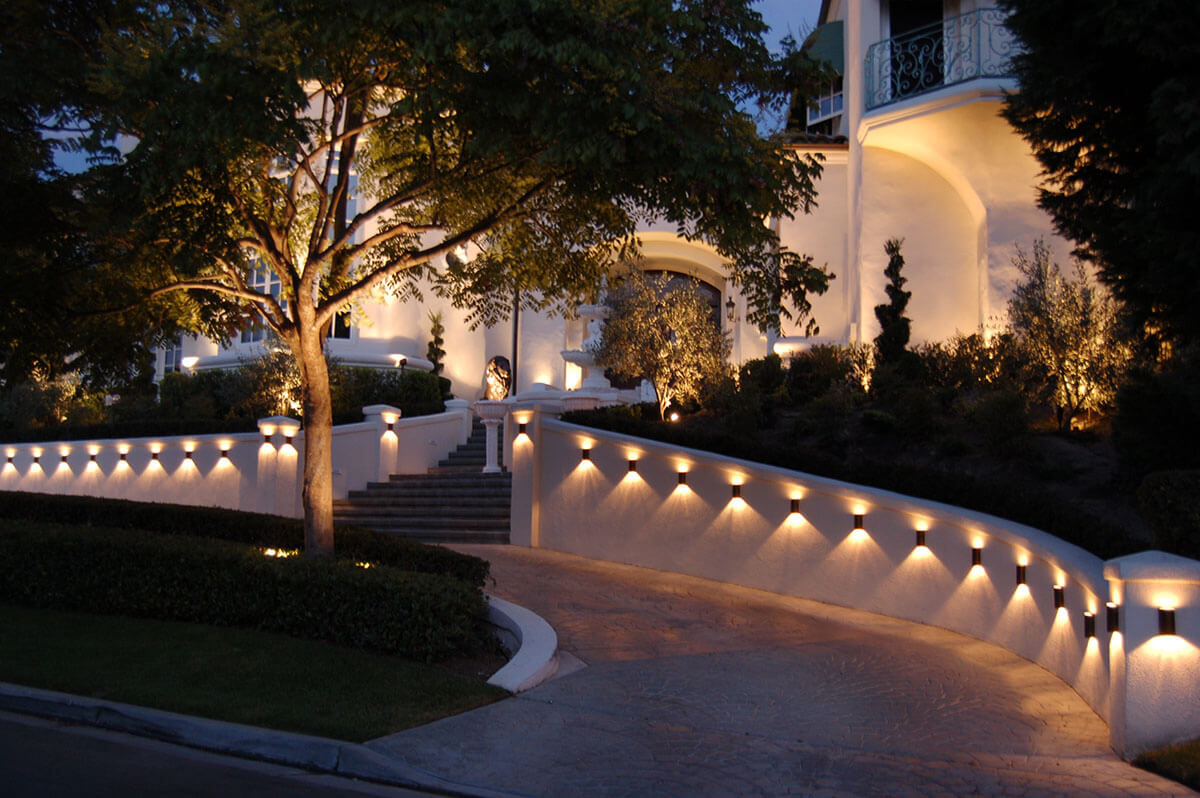 LED Landscape Lighting-Texarkana TX Professional Landscapers & Outdoor Living Designs-We offer Landscape Design, Outdoor Patios & Pergolas, Outdoor Living Spaces, Stonescapes, Residential & Commercial Landscaping, Irrigation Installation & Repairs, Drainage Systems, Landscape Lighting, Outdoor Living Spaces, Tree Service, Lawn Service, and more.