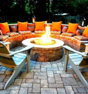 Outdoor Fire Pits-Texarkana TX Professional Landscapers & Outdoor Living Designs-We offer Landscape Design, Outdoor Patios & Pergolas, Outdoor Living Spaces, Stonescapes, Residential & Commercial Landscaping, Irrigation Installation & Repairs, Drainage Systems, Landscape Lighting, Outdoor Living Spaces, Tree Service, Lawn Service, and more.