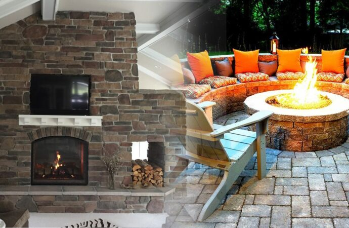 Outdoor Fireplaces & Fire Pits-Texarkana TX Professional Landscapers & Outdoor Living Designs-We offer Landscape Design, Outdoor Patios & Pergolas, Outdoor Living Spaces, Stonescapes, Residential & Commercial Landscaping, Irrigation Installation & Repairs, Drainage Systems, Landscape Lighting, Outdoor Living Spaces, Tree Service, Lawn Service, and more.